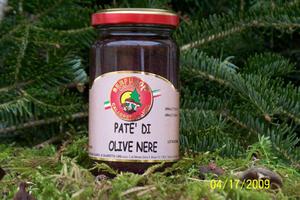PATE^ DI OLIVE NERE