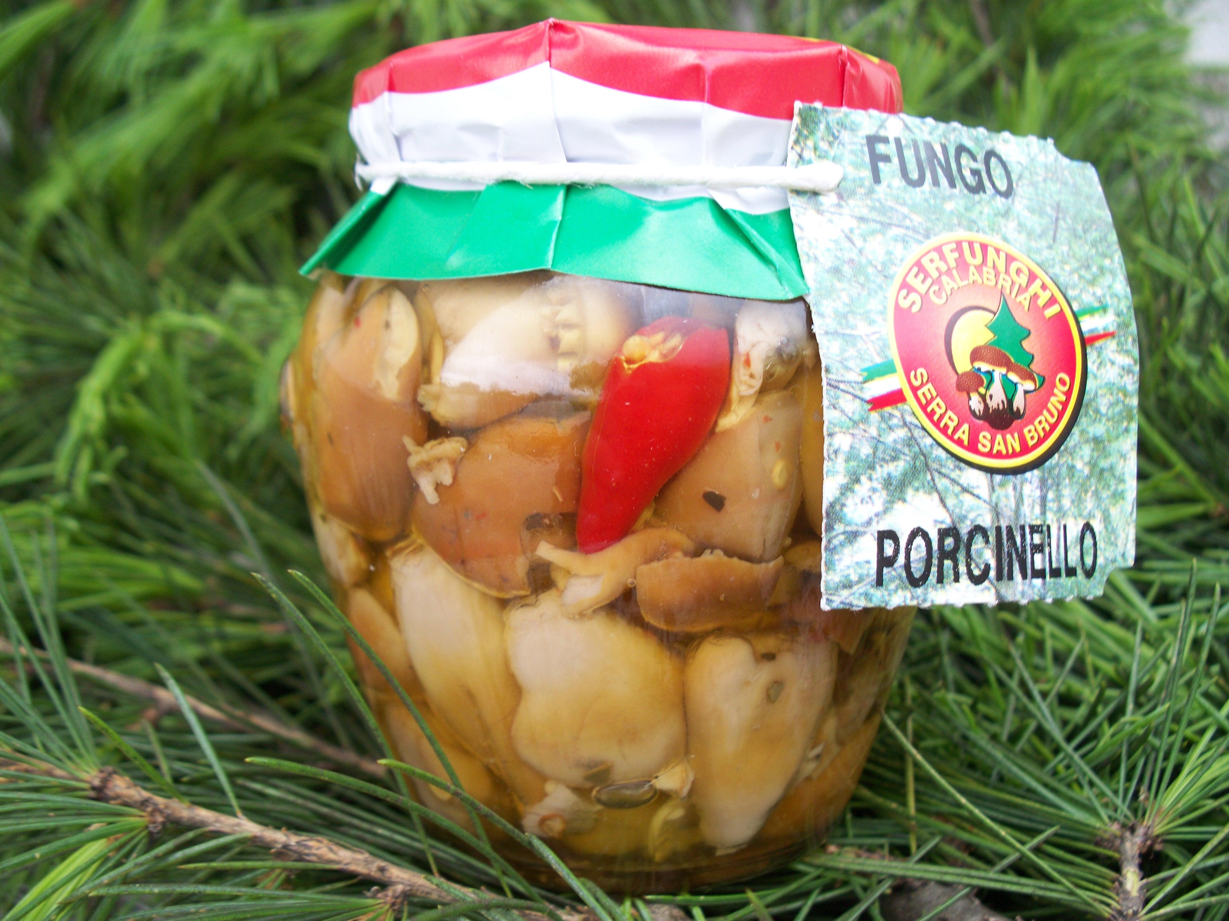 FUNGO PORCINELLO ML 314