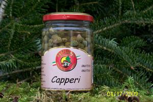 CAPPERI AL NATURALE ml 314