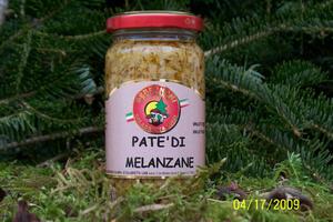 PATE^ DI MELANZANE ml 212