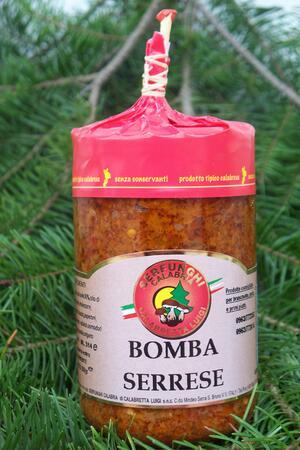 BOMBA SERRESE ML 314