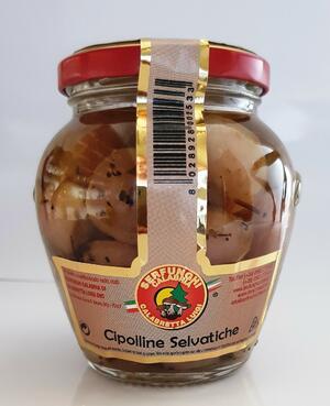 CIPOLLINE SELVATICHE LAMPASCIONI ML 314-580
