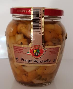 FUNGO PORCINELLO ML 580-314 vaso orcio