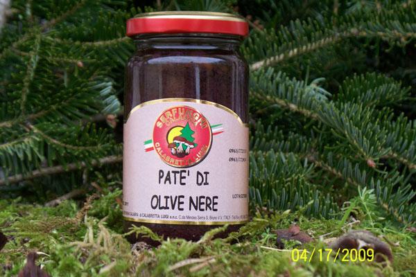 PATE^ DI OLIVE NERE ml 212/580