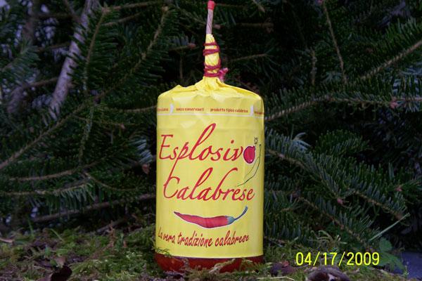 ESPLOSIVO CALABRESE