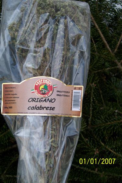 ORIGANO CALABRESE