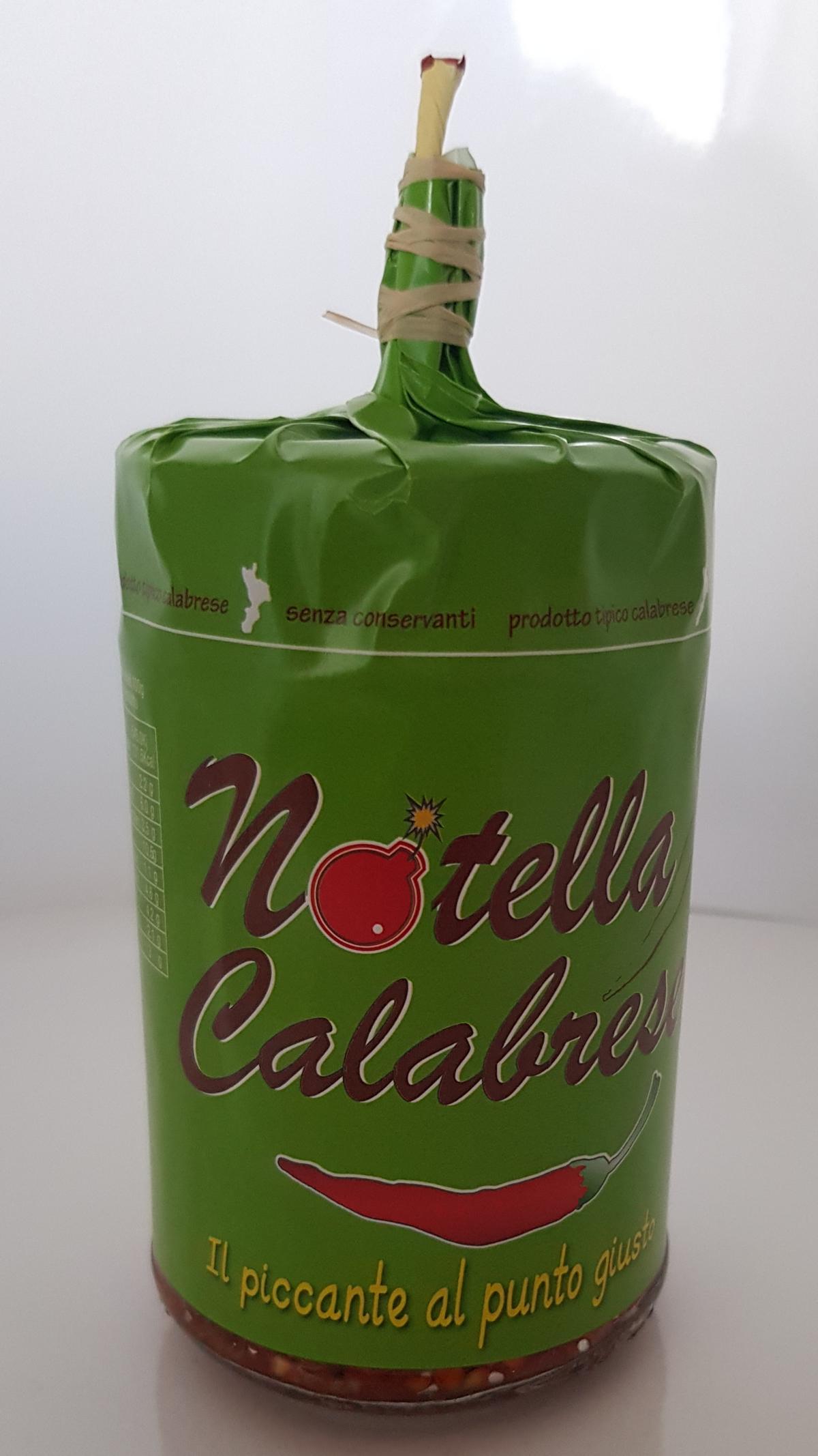 NOTELLA CALABRESE ML 314